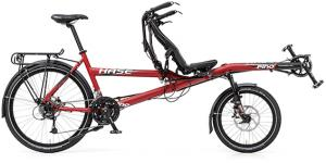 Hase | Pino Tour Allround | Tandems: Stufentandems